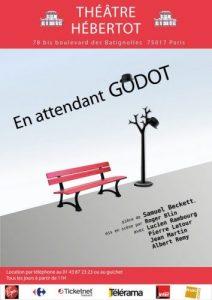 Flyer pour un événement organisé par une association