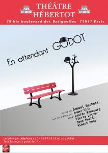 Lucie-infographiste affiche de théatre