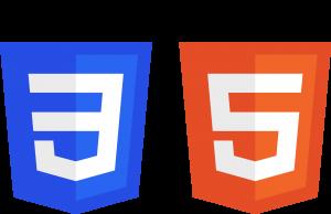 Logos CSS3 et HTML5